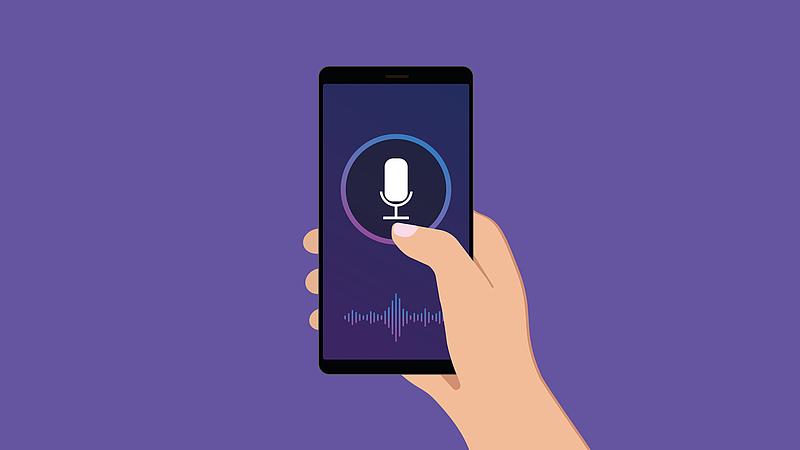 Resultado de imagen para voice search