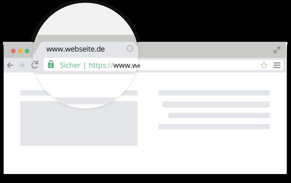 Google Chrome 68 und DSGVO