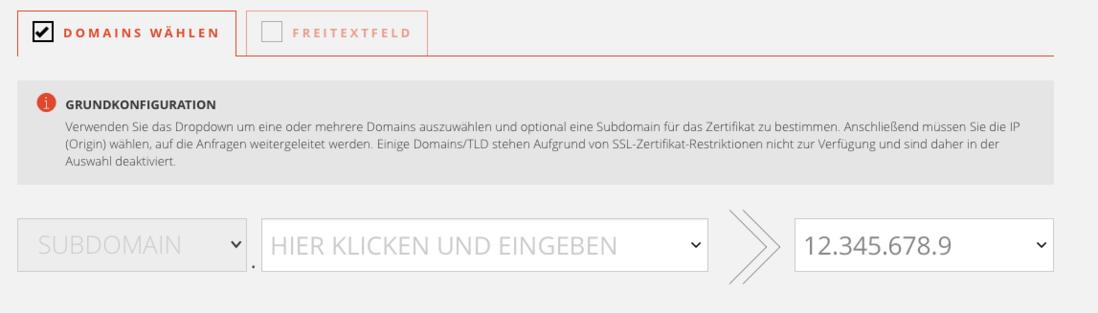 PROCEED – automatische Implementierung von SSL-Zertifikaten