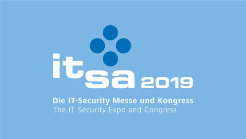 it-sa 2019 Nürnberg