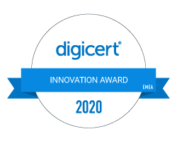[Translate to Englisch:] DigiCert Innovation Award