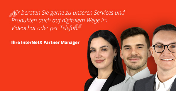 InterNetX Partner Manager