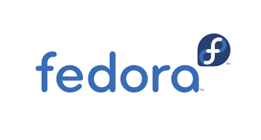 [Translate to Englisch:] fedora logo unseres Referenzkundens des InterNetX Data Centers